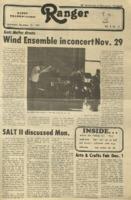 The Ranger, Volume 8, issue 12, November 21, 1979