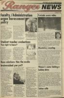Ranger News, Volume 23, issue 14, December 8, 1994