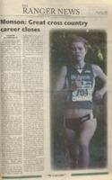 The Ranger News, Volume 39, issue 13, December 2, 2008