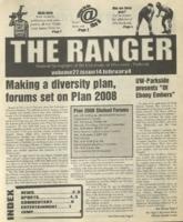 The Ranger , Volume 27, issue 14, February 4, 1999