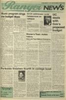 Ranger News, Volume 23, issue 21, March 2, 1995