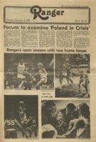 The Parkside Ranger, Volume 9, issue 13, December 4, 1980