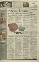 The Ranger News, Volume 36, issue 7, October 18, 2005