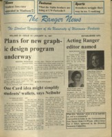 The Ranger News, Volume 25, issue 14, January 16, 1997