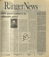 The Ranger News, Volume 33, issue 6, November 21, 2002