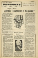 Parkside's Newscope, Volume 3, Issue 14, May 3, 1971
