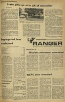 The Parkside Ranger, Volume 2, issue 10, November 7, 1973