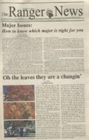 The Ranger News, Volume 44, October 16, 2014