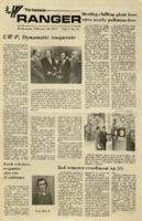 The Parkside Ranger, Volume 1, issue 19, February 28, 1973