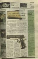 The Ranger News, Volume 36, issue 12, November 22, 2005