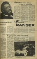 The Parkside Ranger, Volume 4, issue 20, February 18, 1976