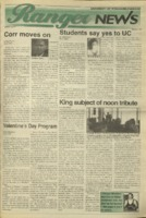 Ranger News, Volume 23, issue 17, February 2, 1995