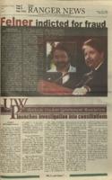 The Ranger News, Volume 39, issue 8, October 28, 2008