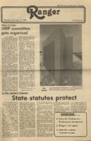 The Ranger, Volume 8, issue 21, February 21, 1980