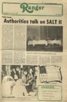 The Ranger, Volume 8, issue 14, December 5, 1979