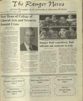 The Ranger News, Volume 27, issue 3, October 1, 1998
