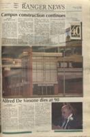 The Ranger News, Volume 39, issue 18, February 10, 2009