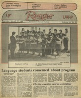 The Parkside Ranger, Volume 14, issue 25, March 27, 1986
