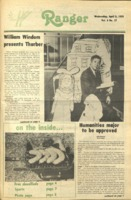 The Parkside Ranger, Volume 6, issue 27, April 5, 1978