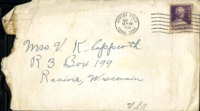 Letter from Daniel Klapproth to his mother while stationed in Fort Amador, Canal Zone, November 5, 1941