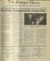 The Ranger News, Volume 27, issue 4, October 8, 1998