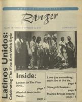 Ranger , Volume 24, issue 4, September 28, 1995
