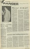 The Parkside Ranger, Volume 1, issue 4, October 18, 1972
