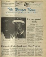 The Ranger News, Volume 25, issue 6, October 10, 1996