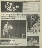 The Ranger News, Volume 34, issue 8, January 29, 2004