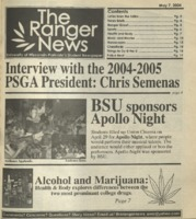 The Ranger News, Volume 34, issue 13, May 7, 2004