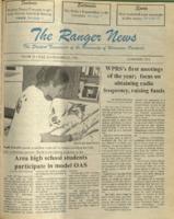The Ranger News, Volume 25, issue 12, November 21, 1996