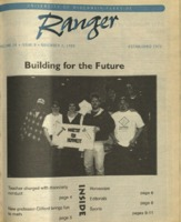 Ranger , Volume 24, issue 9, November 2, 1995