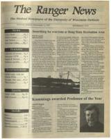 The Ranger News, Volume 26, issue 8, November 7, 1997