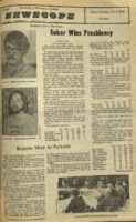 Parkside's Newscope, Volume 3, Issue 12, April 19, 1971