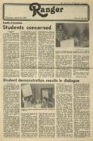 The Parkside Ranger, Volume 9, issue 26, April 16, 1981