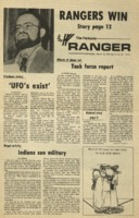 The Parkside Ranger, Volume 3, issue 28, March 12, 1975