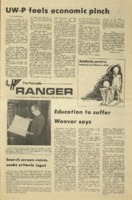 The Parkside Ranger, Volume 3, issue 23, February 5, 1975