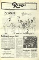 The Parkside Ranger, Volume 9, issue 1, September 4, 1980