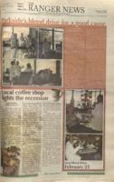 The Ranger News, Volume 39, issue 14, December 9, 2008