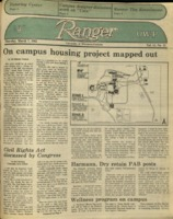 The Parkside Ranger, Volume 13, issue 22, March 7, 1985