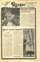 The Parkside Ranger, Volume 6, issue 5, September 28, 1977