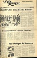 The Parkside Ranger, Volume 7, issue 14, December 6, 1978