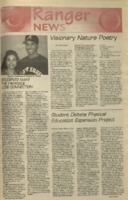 The Ranger News, Volume 22, issue 21, March 10, 1994