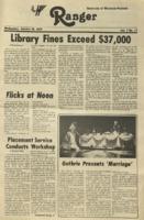 The Parkside Ranger, Volume 7, issue 17, January 24, 1979