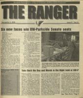 The Ranger , Volume 30, issue 8, November 2, 2000