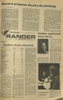 The Parkside Ranger, Volume 2, issue 16, January 16, 1974