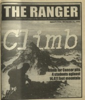 The Ranger, Volume 29, issue 4, March 30, 2000