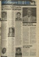 The Ranger News, Volume 22, issue 18, February 18, 1994