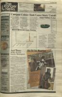 The Ranger News, Volume 36, issue 10, November 8, 2005