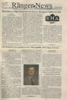The Ranger News, Volume 41, issue 6, December 6, 2011